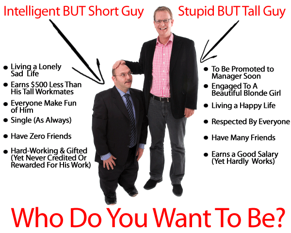 Honest Grow Taller 4 Idiots Review   Does It Really Work?