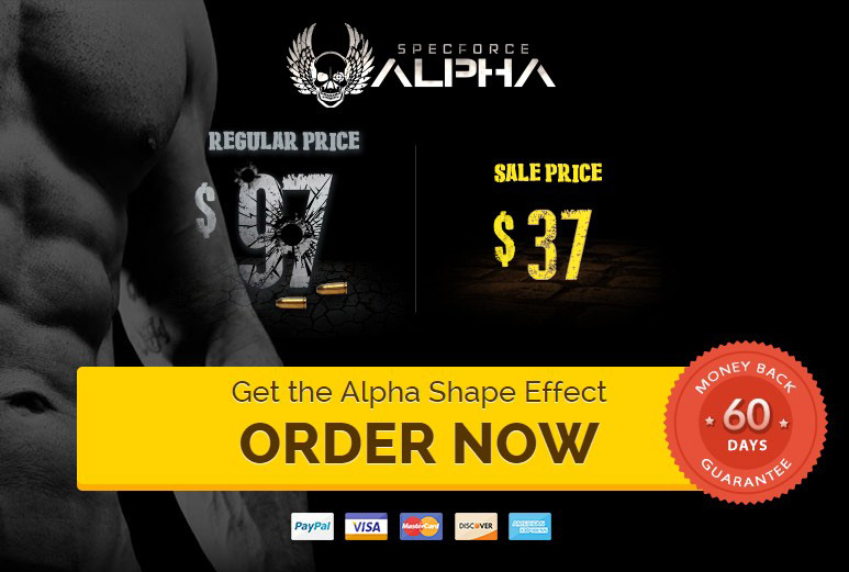 SpecForce Alpha Program