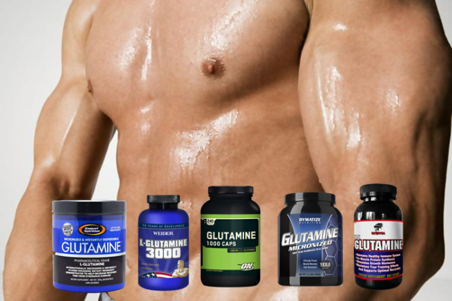 The Top 4 Must Have Muscle Building Supplements - Enhancer